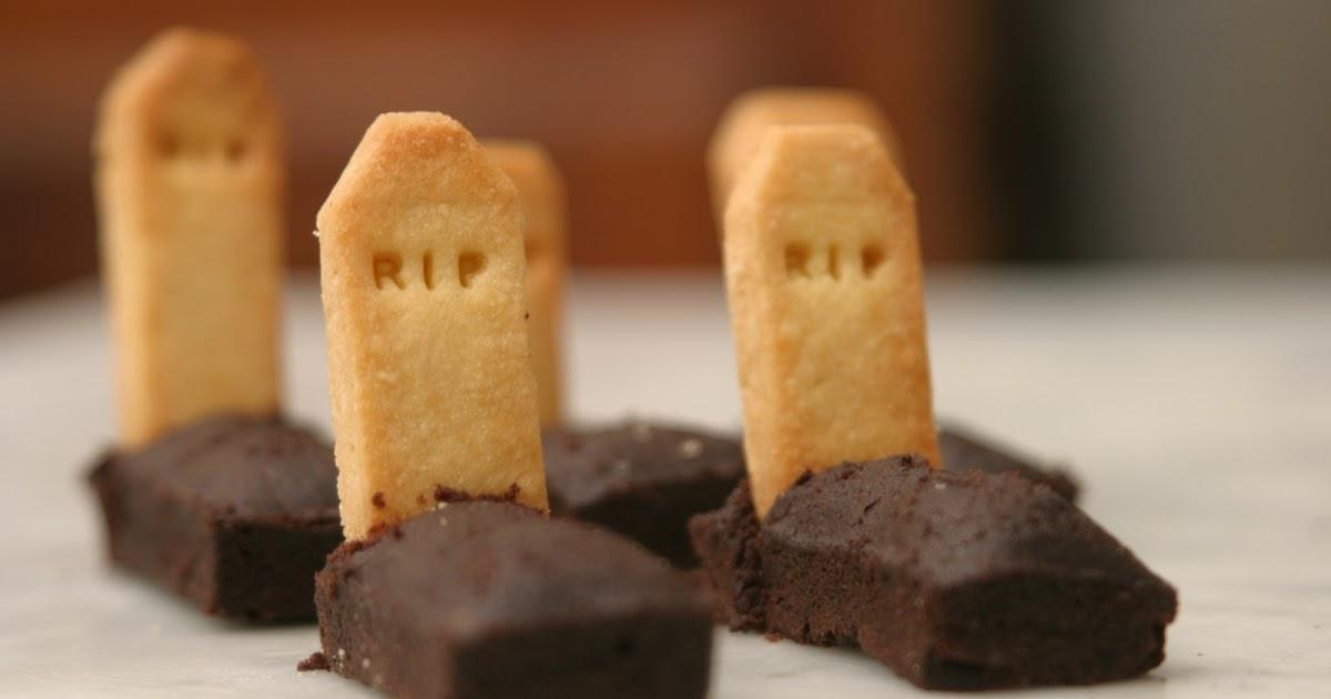 Dis maman on mange quoi semaine halloween chocolat - Pierre tombale halloween ...
