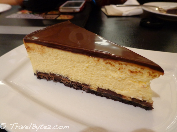 nydc Goldmine Cheesecake