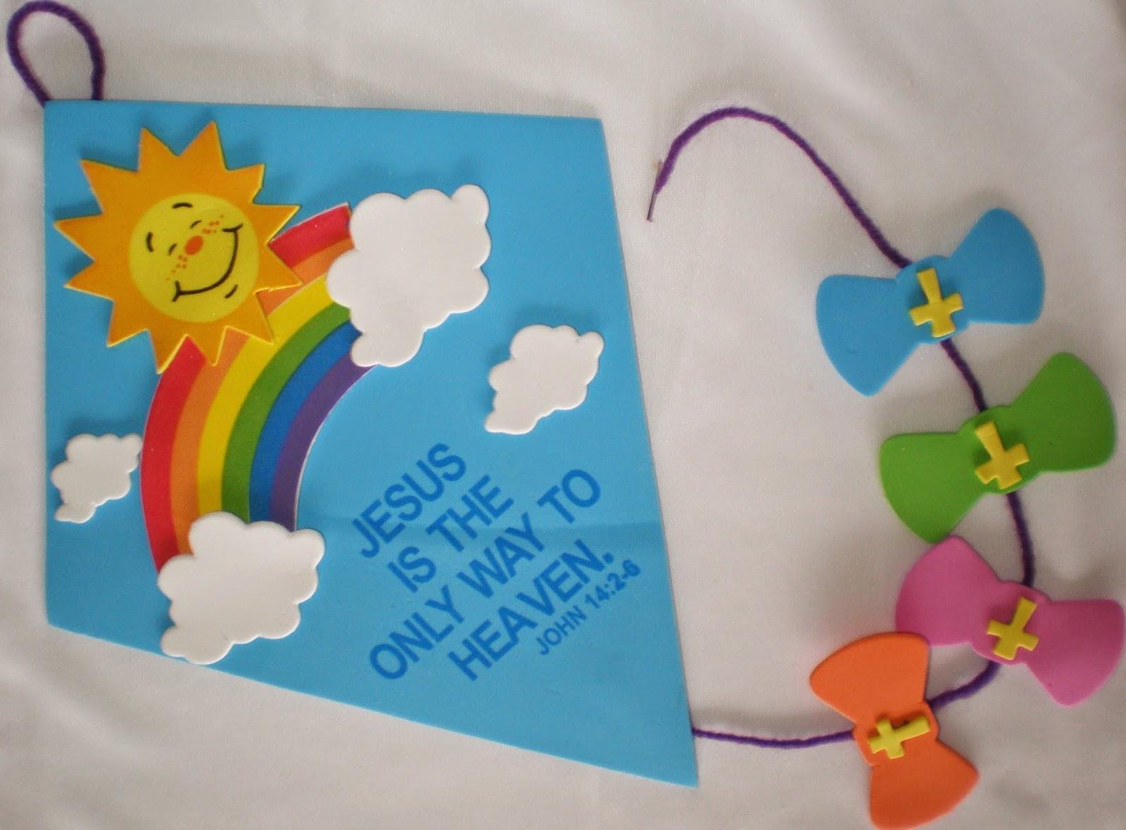 petersham bible book u0026 tract depot inspirational kite sign craft kit
