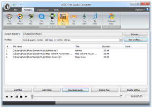 aiff to mp3 converter free download