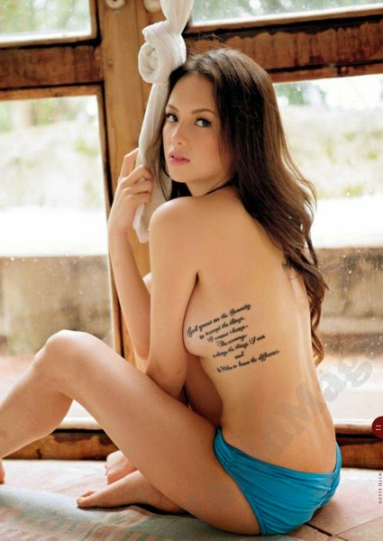 actress, beautiful, ellen adarna, exotic, exotic pinay beauties, filipina, hot, model, pinay, pretty, sexy, swimsuit, FHM Magazine