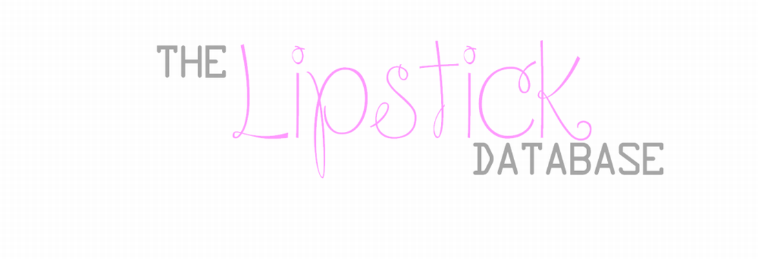 The Lipstick Database