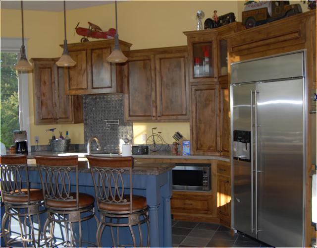 English country kitchen ideas for English kitchen design