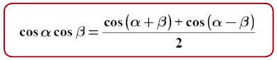 perkalian cosinus dan cosinus