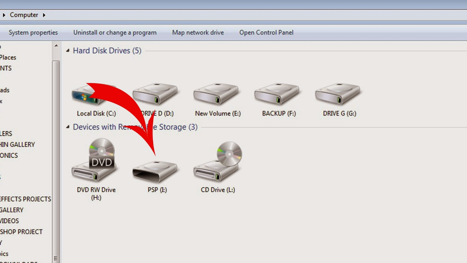 how to put wii games on usb flash drive