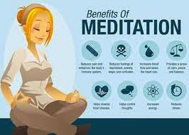Meditation Is A Key TO Internl Peace: