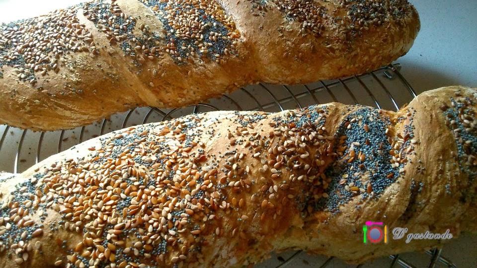 Un pan sencillo, sin amasado