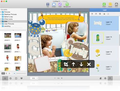 Enter the Scrapbook Crafter for Mac by Pearl Mountain Giveaway. Ends 5/28