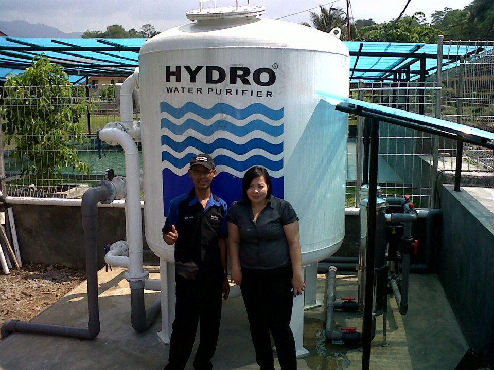 filter air untuk kolam ikan