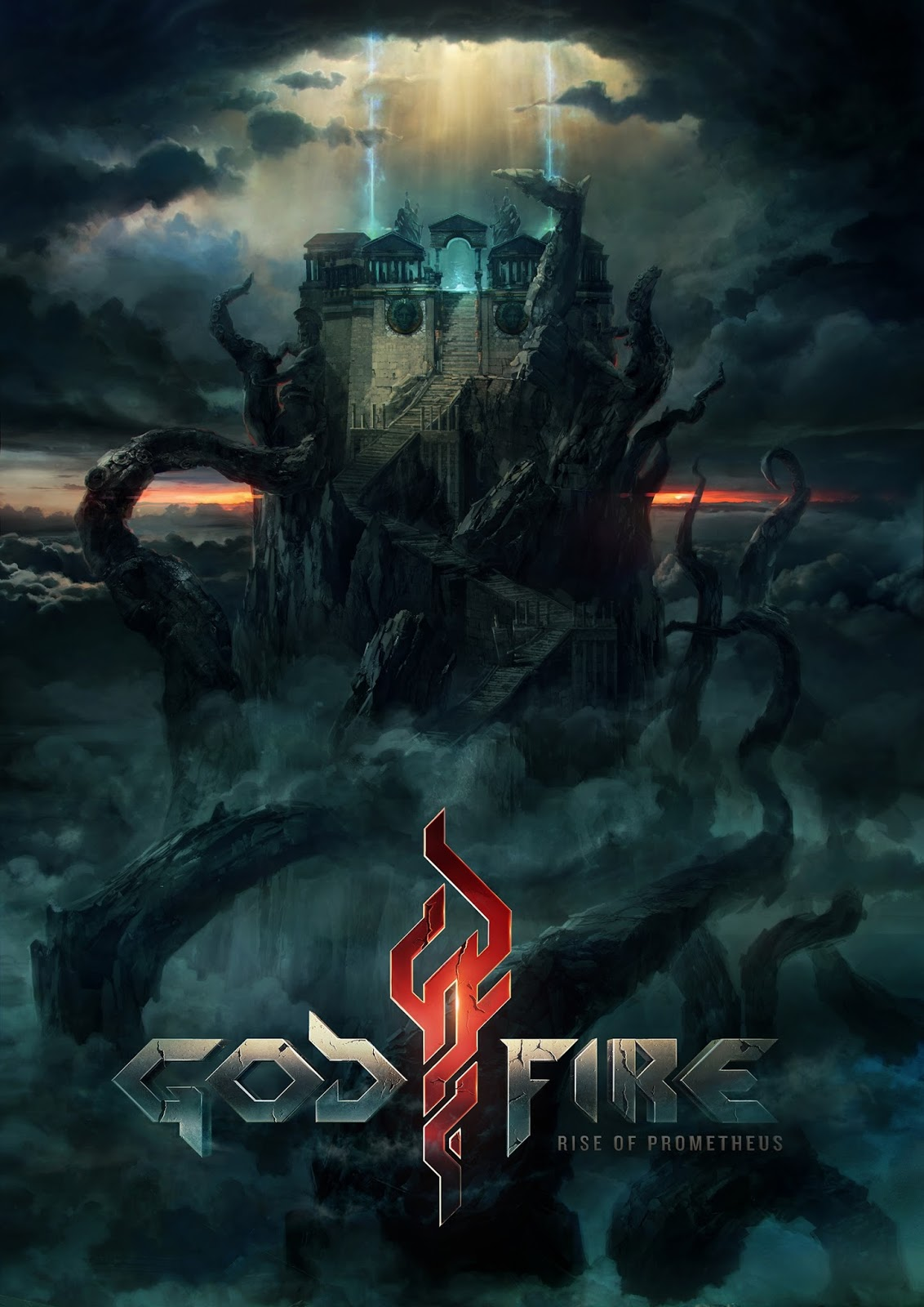 Godfire rise of prometheus champions its way onto android and ios
