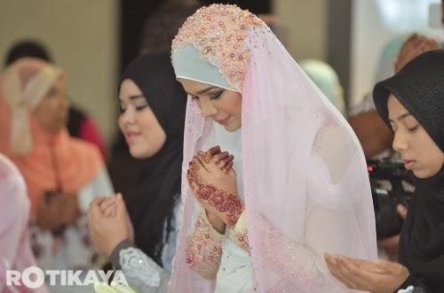 Gambar perkahwinan Diana Amir dan Muhammad Habib Bullah (51 Photo)