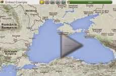 Animaps: para crear nuestros propios mapas animados online