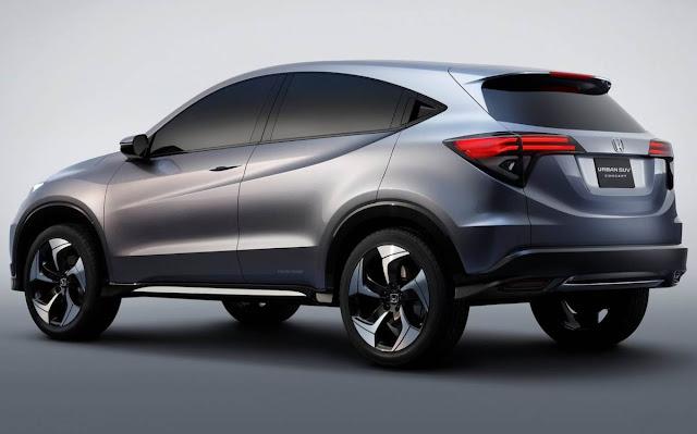 Honda Urban medirá em torno de 4,30 de comprimento (23 cm a menos