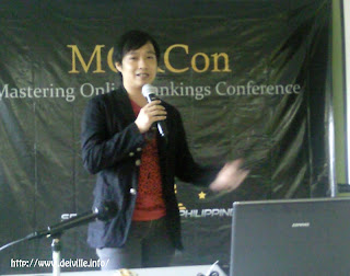 An Overview - Mastering Online Ranking Conference 2011 [MORCon] 9