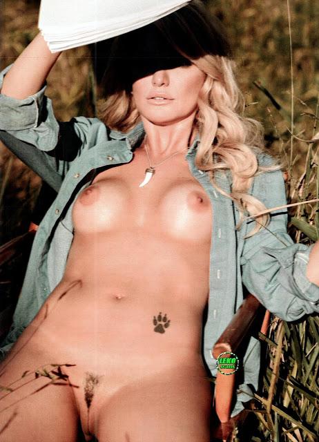Aos Anos Antonia Fontenelle Vai Posar Nua Na Playboy