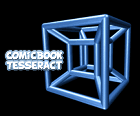 Comic Book Tesseract