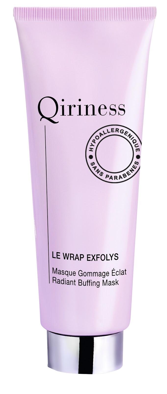 Le Wrap Exfolys - Mascarilla Peeling Brillo Qiriness