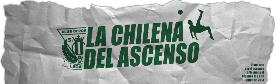 La chilena del ascenso