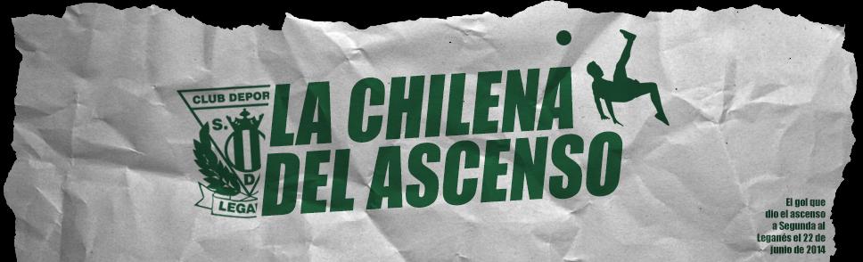 La chilena del ascenso