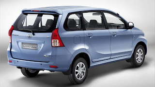 2012 avanza specification
