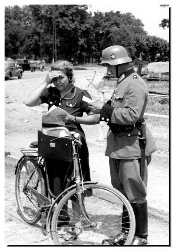Nazi Checkpoints