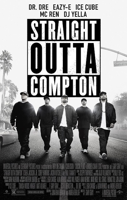 Straight Outta Compton (2015) Film indir