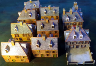 [Kickstarter] Wargames Buildings: Normandy terrain. Parte II