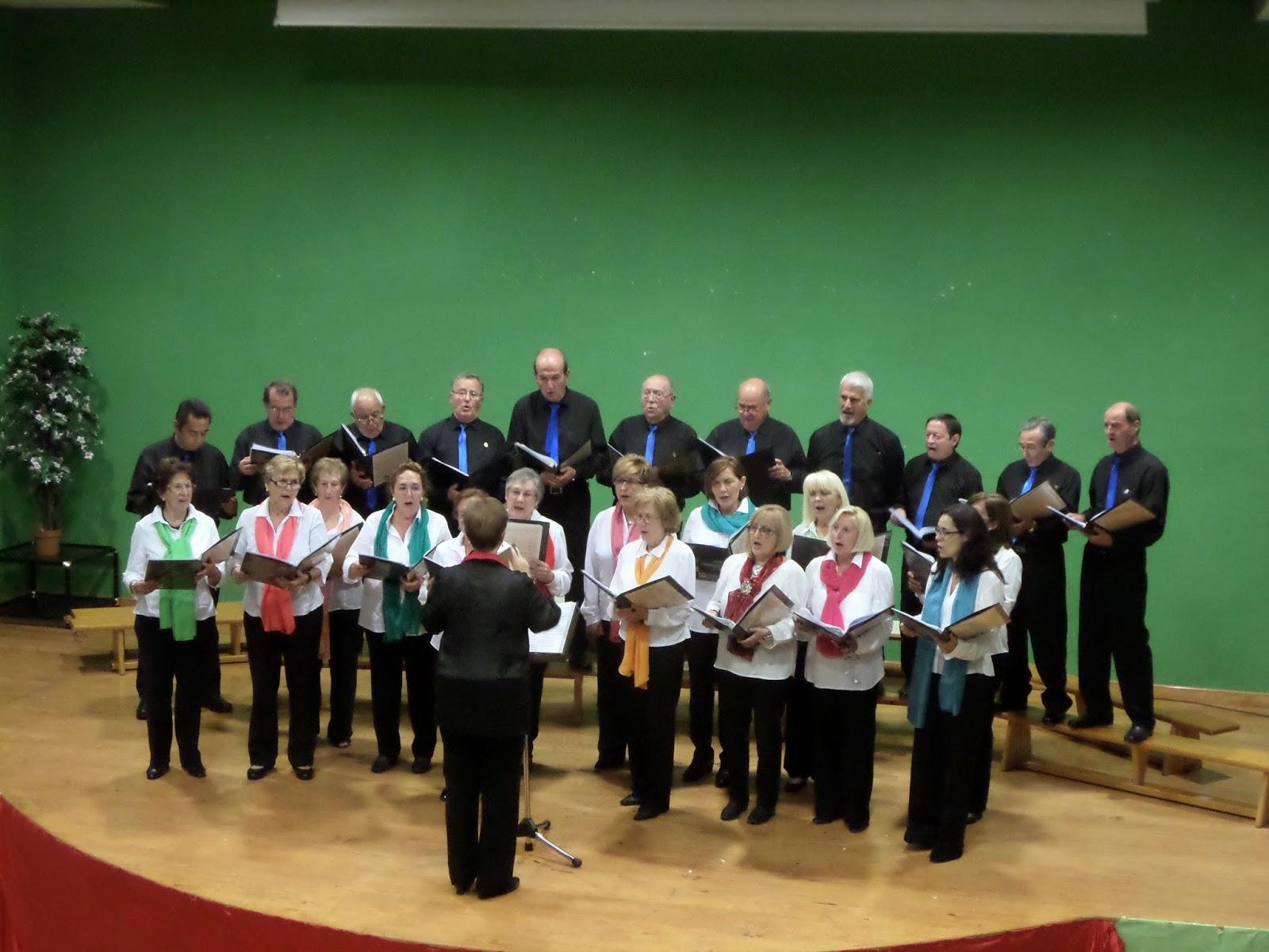 10º Aniversario del Coro Rubagón. Coro Rubagón