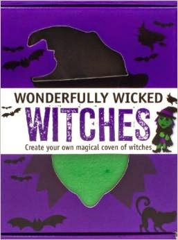 Wonderfully Wicked Witches cover