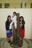 Moroni's Baptism