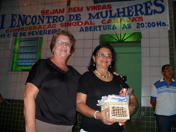 MARCIA HERINGER e MARIA DA PAZ