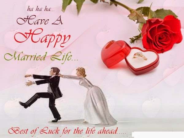 Happy Married Life Late Wishes