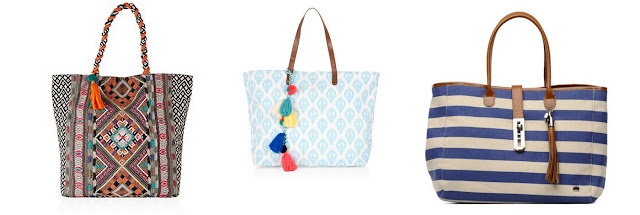 sac de plage, cabas, sac, bullelodie