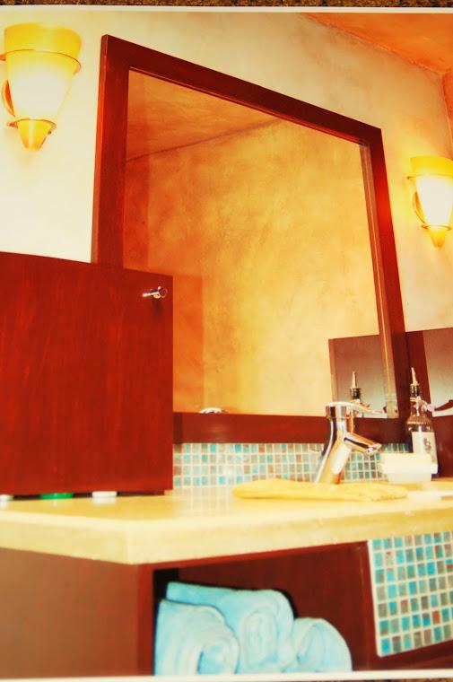 Mid-Century Bath Vanity