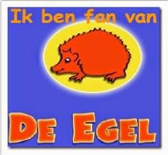 I'm a De Egel Fan