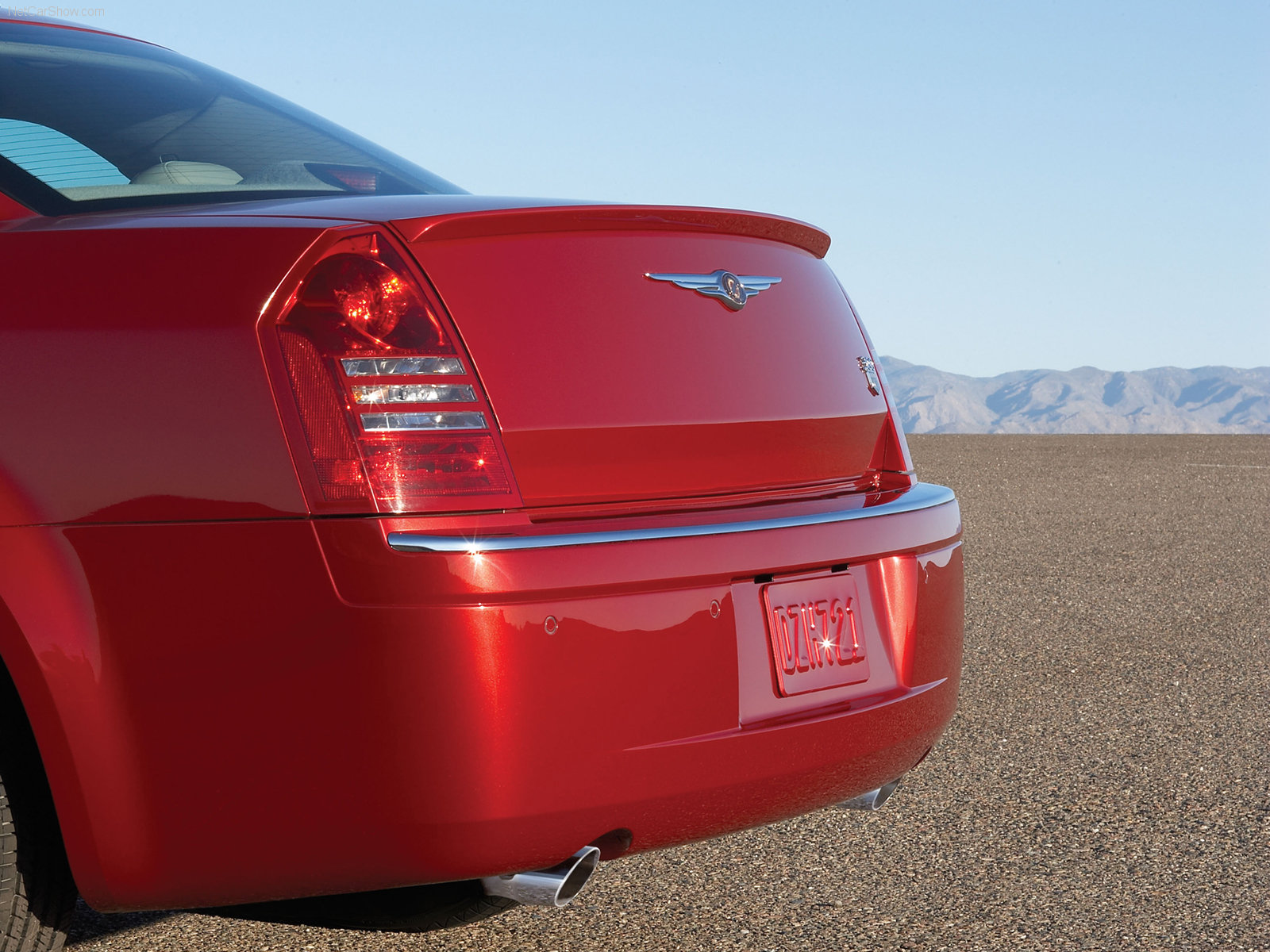Hình ảnh xe ô tô Chrysler 300C Heritage Edition 2006 & nội ngoại thất