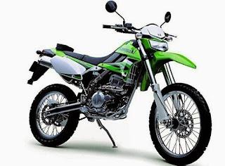 Harga Motor Kawasaki KLX 150 Bekas dan Terbaru
