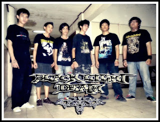 Foto Wallpaper Black Light Death Band Metalcore Pontianak