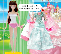 Sweet Barbie Best Dress