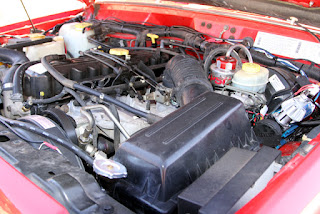 OR-Fab Jeep XJ Cherokee ATK 4.0L engine