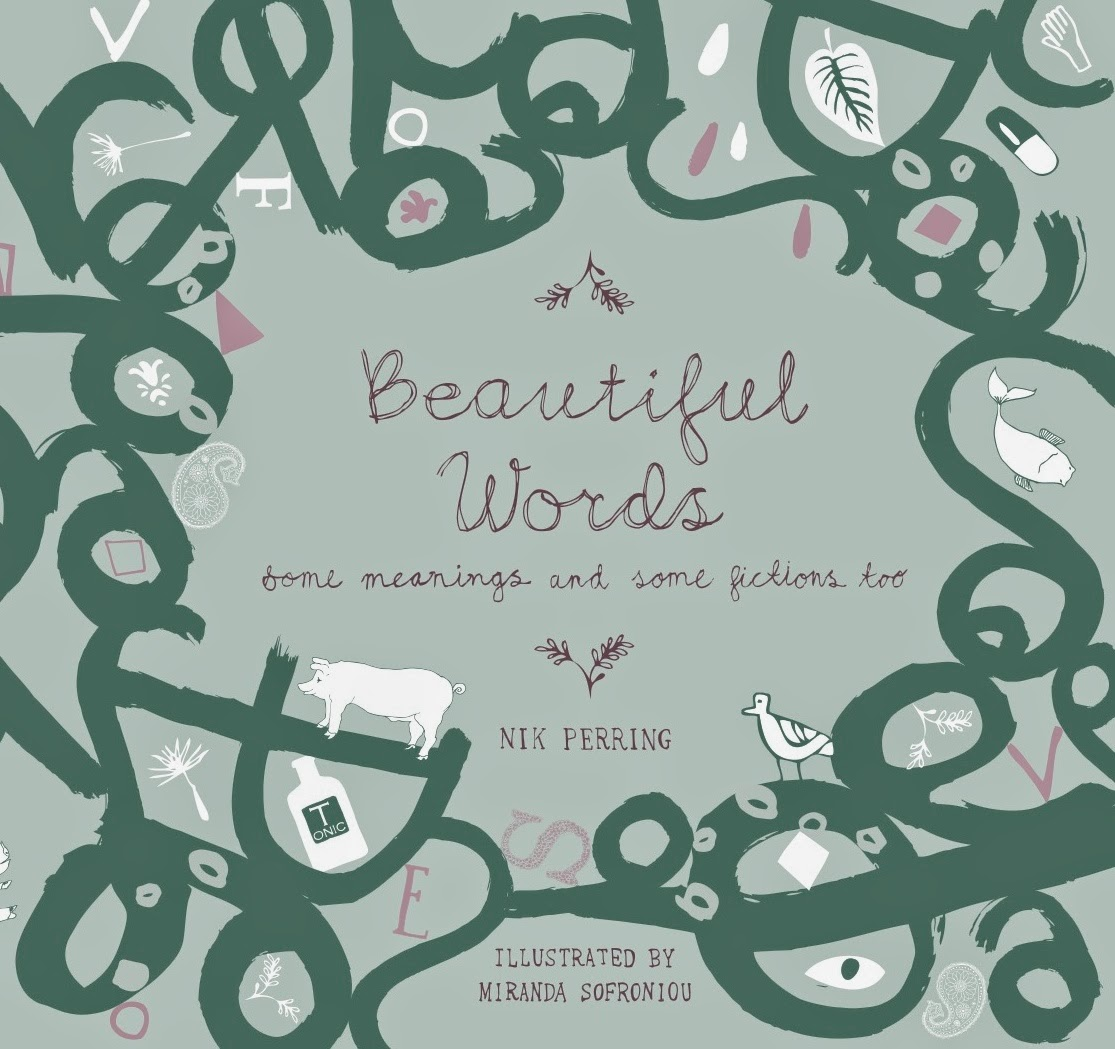 BEAUTIFUL WORDS would make a