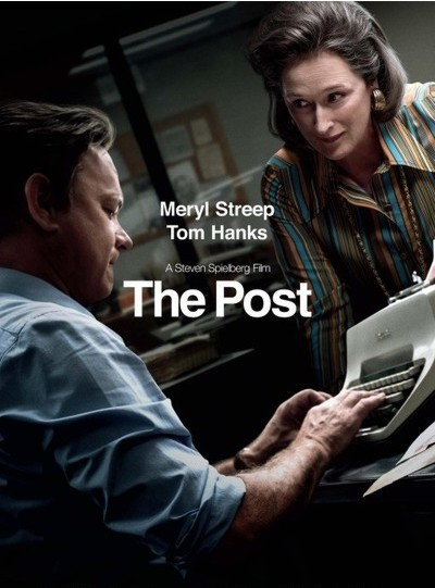 Afiche de The Post