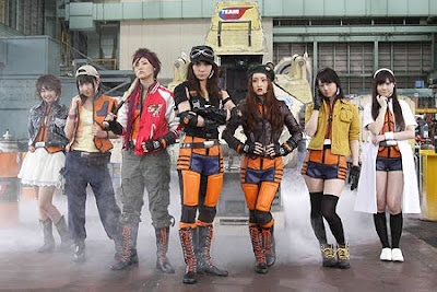 AKB48 Joins Ultraman Saga Film as Team U