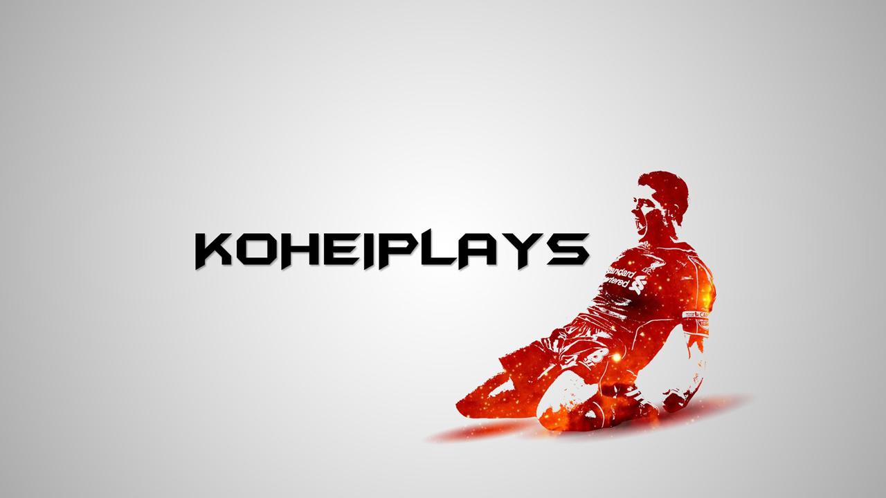 KOHEI PLAYS
