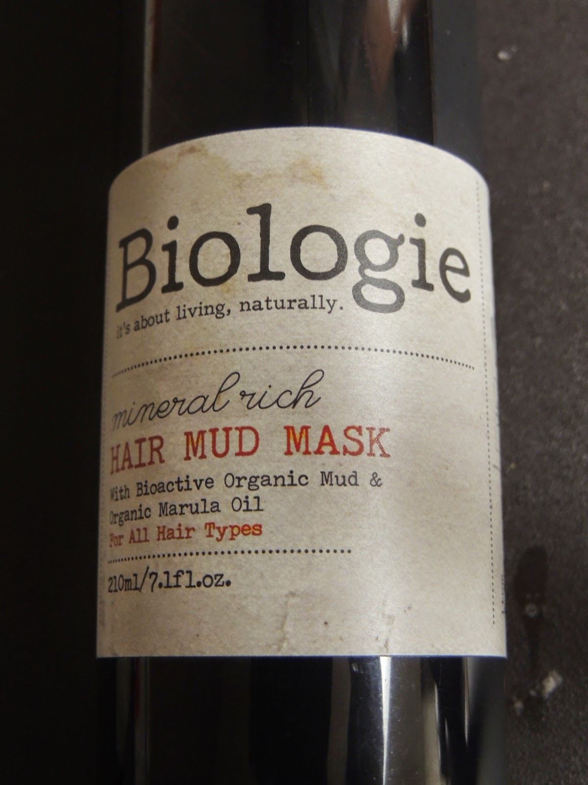 Hair Mud Mask