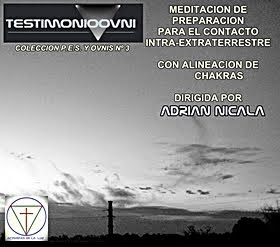 Meditación Preparación para el Contacto CD- Dirigida por ADRIAN NICALA.
