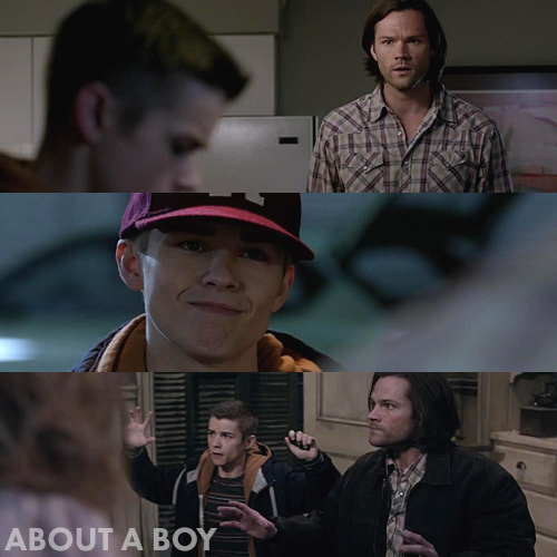 "Supernatural 10x12 ""About a Boy"" - One of the Top 5 Episodes of Season 10 of Superantural by freshfromthe.com"