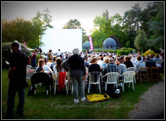 Les Yvelines font leur cinéma Versailles Trianon Palace 2015
