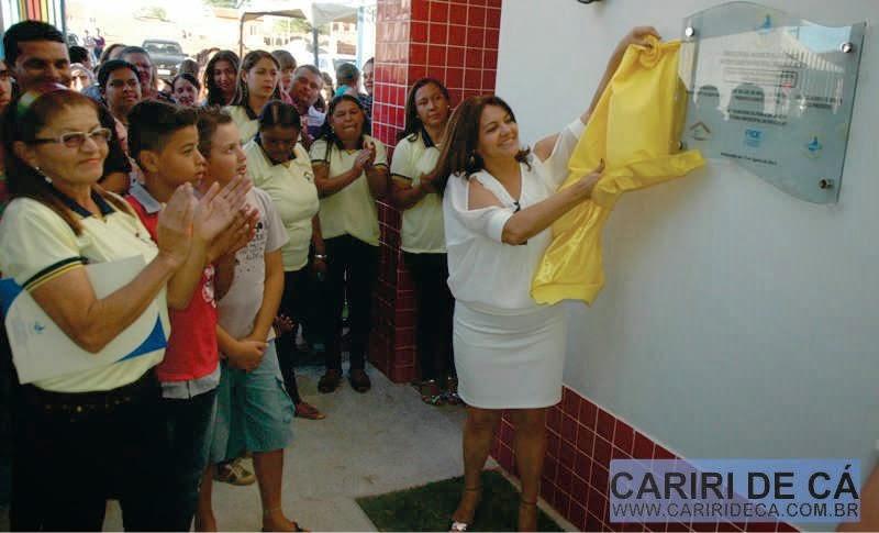 Nova Escola Infantil é entregue a população de Zabelê
