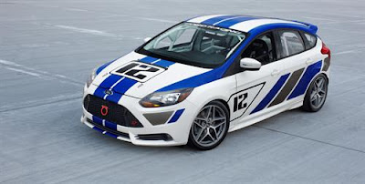 Ford Focus STR